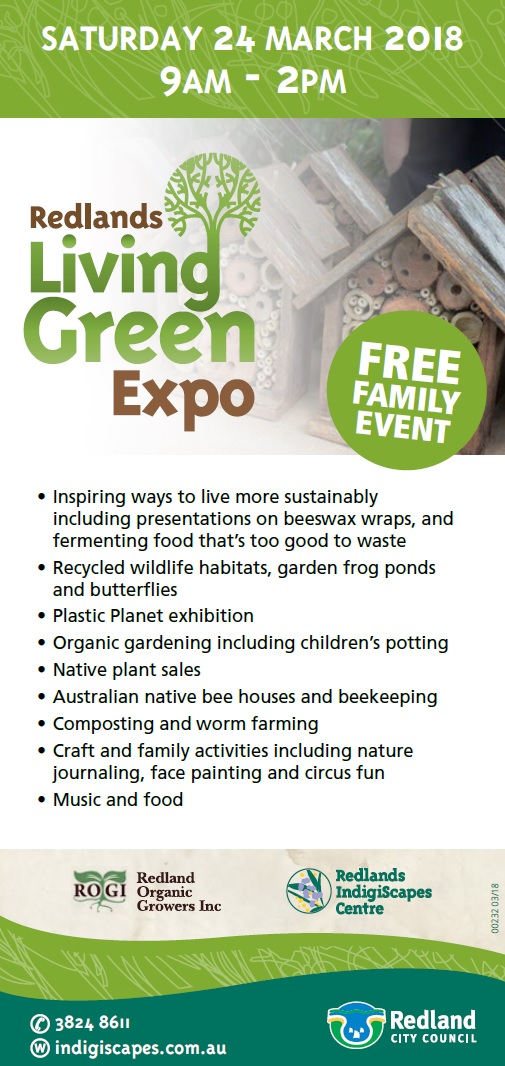 Living Green Expo 2018